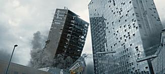 - Dette slår flere av de påkostede Hollywood-katastrofefilmene vi har sett tidligere