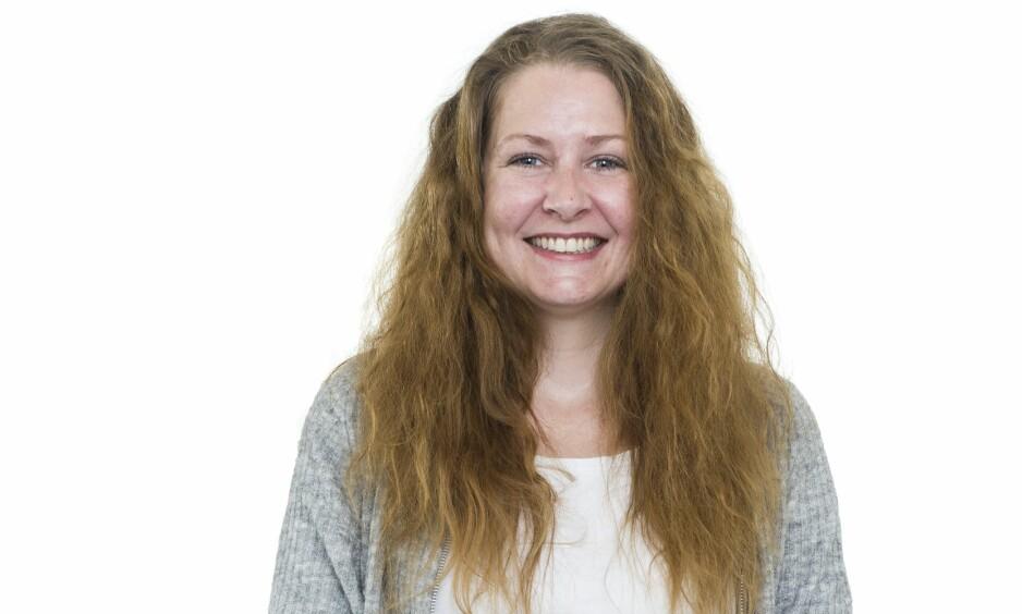 BLI NY: Åse Maudal ble ny med KK! Foto: Astrid Waller
