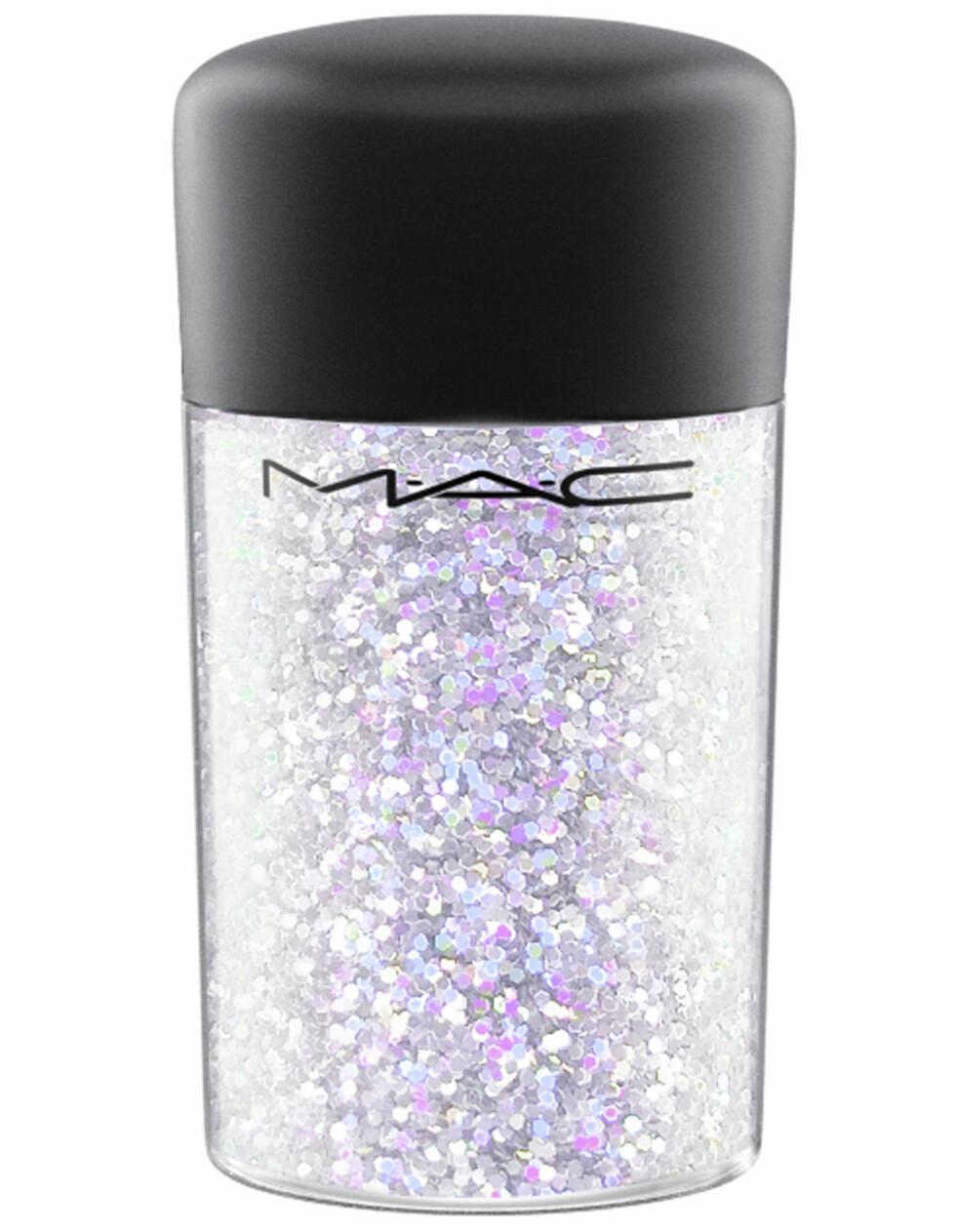 Glitter (kr 230, Mac Cosmetics, Pro Glitter).