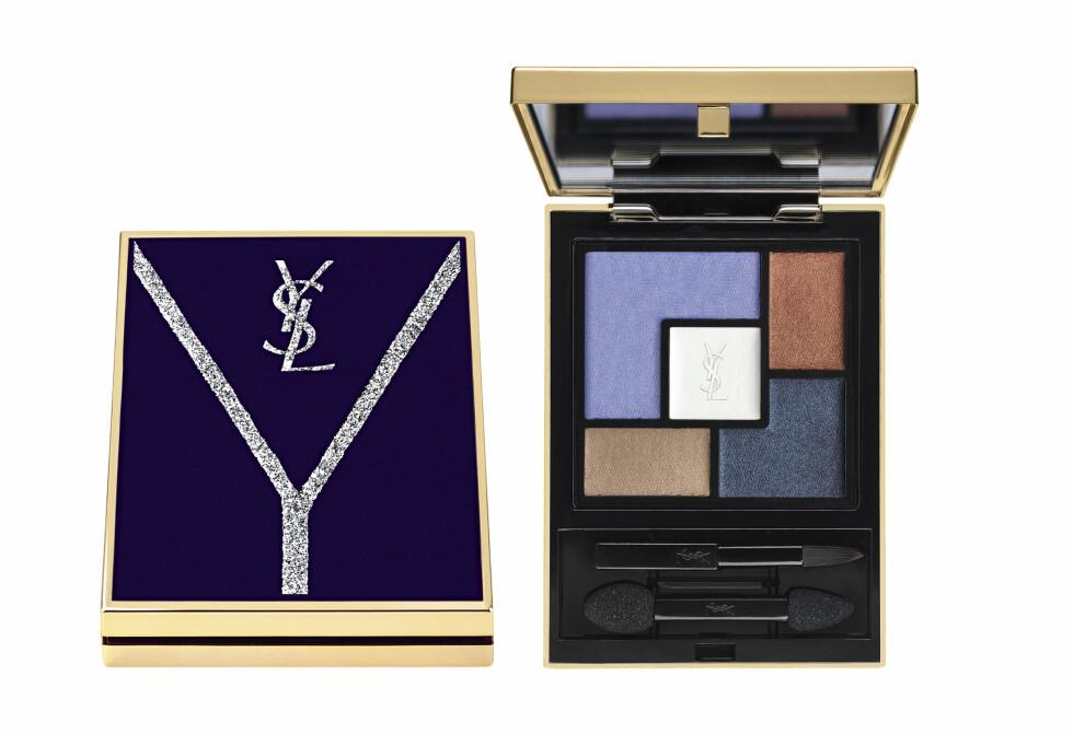 Skyggepalett (kr520, Ysl, Couture Palette).