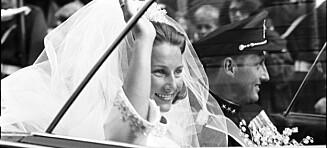 - Hun kjørte ned som Sonja Haraldsen og kom tilbake som kronprinsesse. Det var helt vilt!