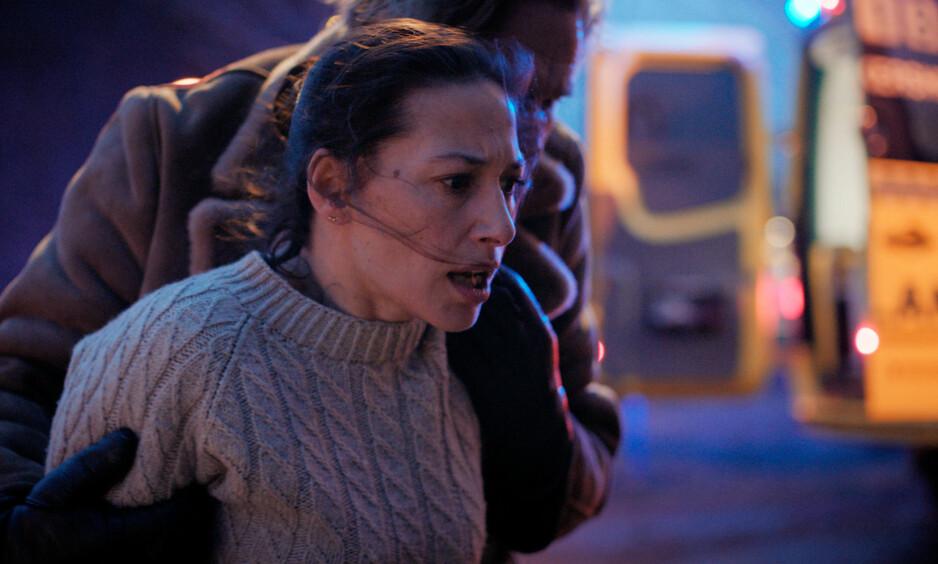 ANMELDELSE «BLINDSONE»: I den 98 minutter lange filmen viser Pia Tjelta at hun siden debuten i 2001 har utviklet seg til å bli en skuespiller i toppsjiktet. FOTO: Jonas Alarik