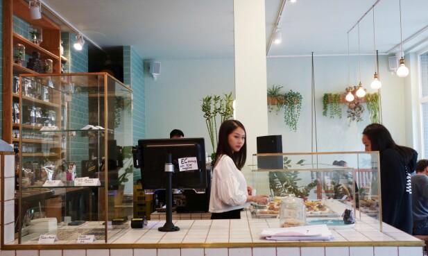 Hos Pasteur er det fransk-vietnamesisk mat som står på menyen.