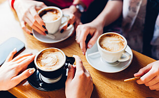 Enda en gladnyhet til kaffeelskerne