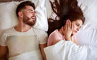 Joda, menn snorker mer enn kvinner!