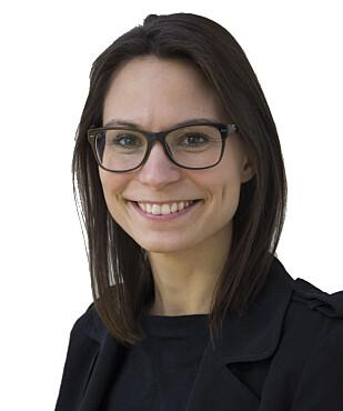 STATSSEKRETÆR: Maria Jahrmann Bjerke er statssekretær i Helse- og omsorgsdepartementet. FOTO: Helse- og omsorgsdepartementet