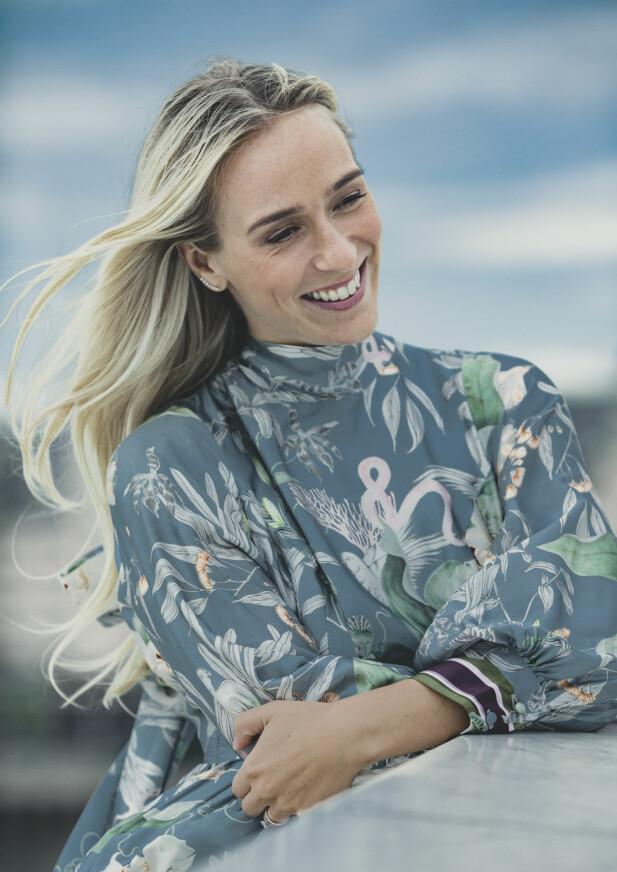 AKTUELL: Denne høsten er Katarina Flatland aktuell som programleder for «Idol» på TV 2 - noe hun sier til KK har vært en drøm i mange år. FOTO: Astrid Waller