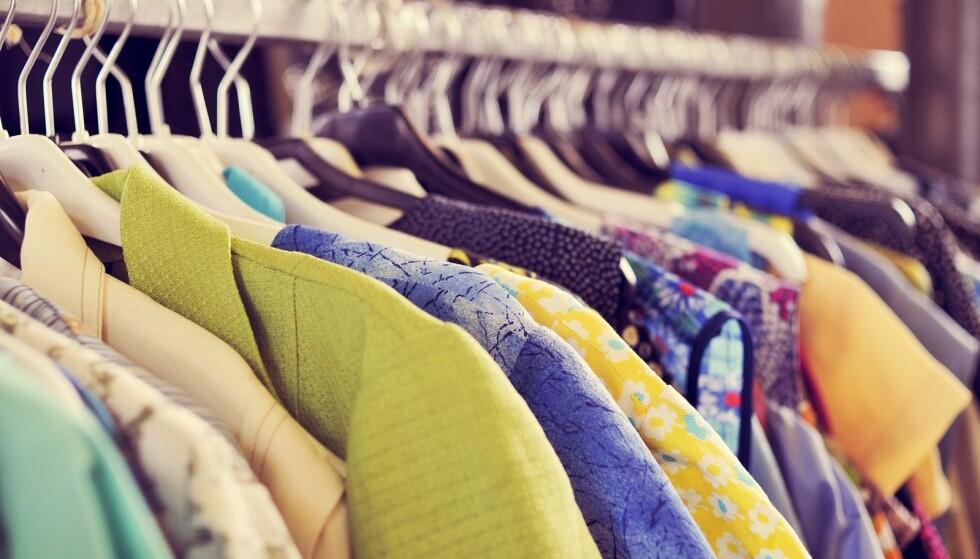 SHOPPESTOPP: Mange kaster seg på utfordringen om å ikke shoppe, men hvor lett er det egentlig i praksis? FOTO: NTB Scanpix