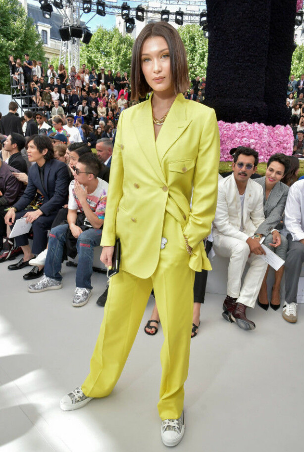 I DRESS: Bella Hadid. Foto: Scanpix