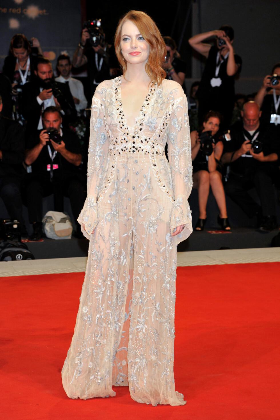 Emma Stone Foto: Scanpix