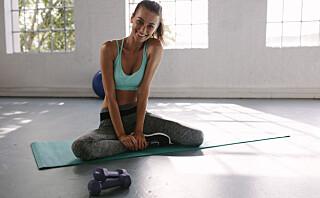 Bør du egentlig trene når du er støl?