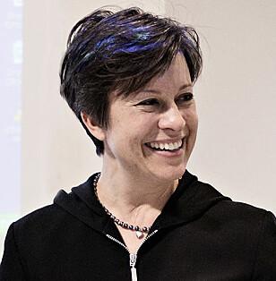 PERSONLIG MERKEVAREBYGGING: Christine Calvert mener en typisk slashie også er opptatt av å skille seg ut i mengden. FOTO: Privat