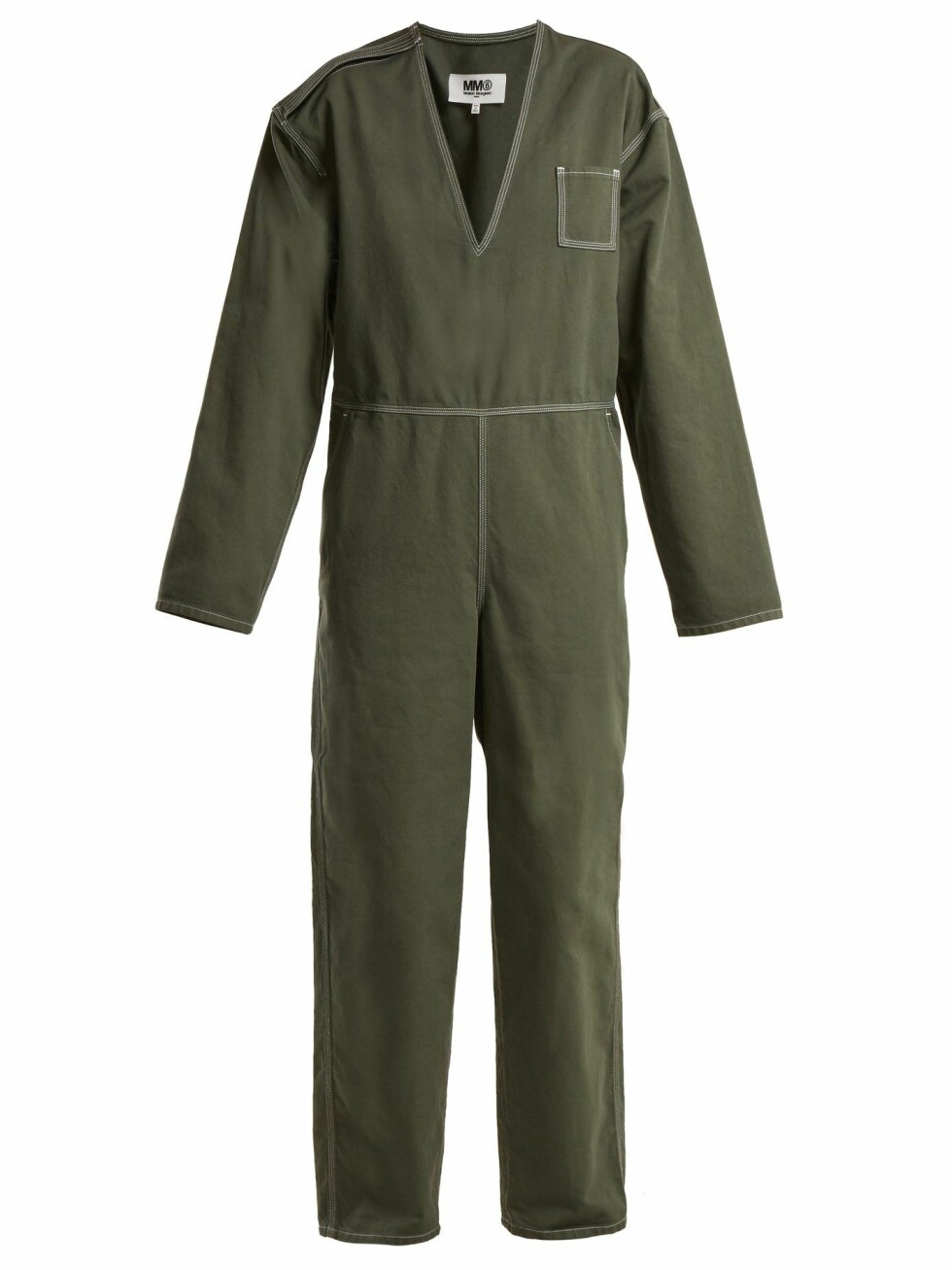 <strong>Jumpsuit fra MM6 Maison Margiela |1735,-| https:</strong>//www.matchesfashion.com/intl/products/1181653