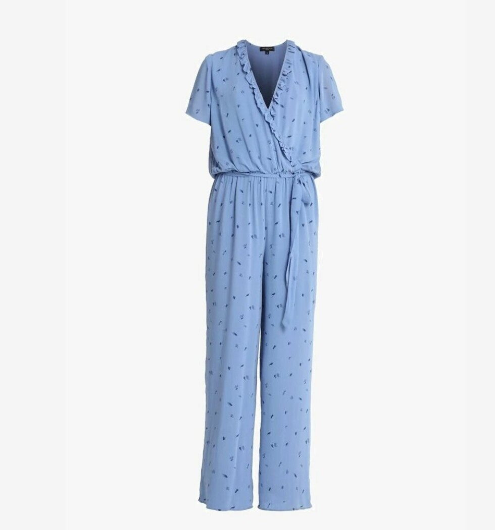 <strong>Jumpsuit fra Selected Femme |960,-| https:</strong>//www.zalando.no/selected-femme-sfsoak-jumpsuit-blue-yonderestate-blue-se521t00e-k11.html