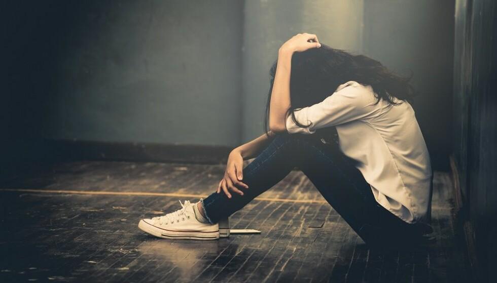 SÅRENDE: Det kan være skadelig for både parforholdet og den utsatte dersom én i forholdet bruker skjellsord. FOTO: Shutterstock