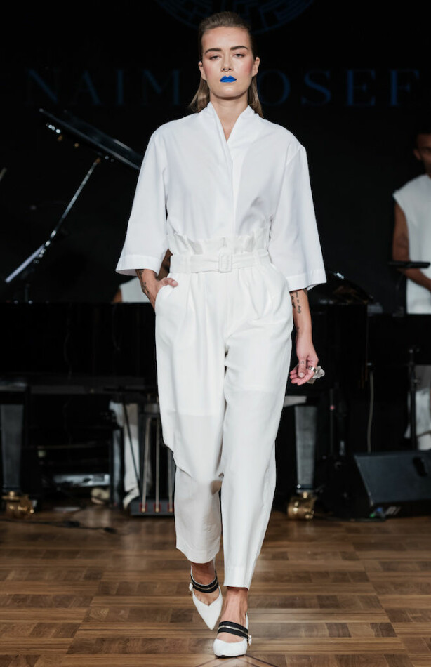 NAIM JOSEFI Foto: Stockholm Fashion Week