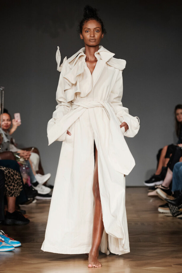 SELAM FESSAHAYE Foto: Stockholm Fashion Week
