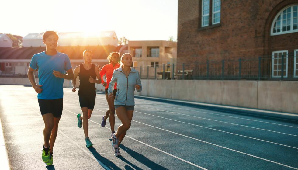 MESTRING: Konkurranseinstinkt i sunne mengder kan gi oss gode følelser av mestring. FOTO: NTB Scanpix