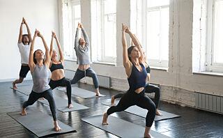 7 yoga-øvelser du vil elske!