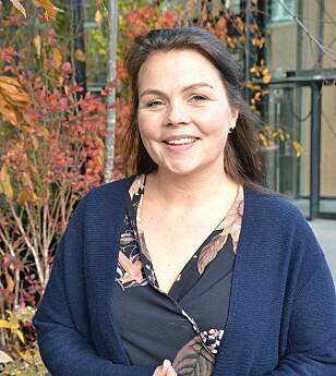 SNAKK MED BARNEHAGEN: Marie Skinstad-Jensen i FUB har inntrykk av at barnehager flest er ganske fleksible når det kommer til aktiviteter som for eksempel dugnadsarbeid. FOTO: FUB