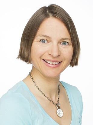 SÅ PÅ KONSEKVENSENE AV Å FLYTTE: Seniorforsker Astri Syse hos SSB er en av forfatterne av den norske studien. FOTO: SSB