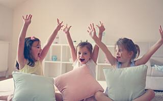 - Mange barn har vanskeligheter med å forholde seg til mer enn én av gangen