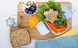 - En familie runder nesten tusen matpakker årlig. Da blir det stress om man skal fermentere, glasere og dyrke selv