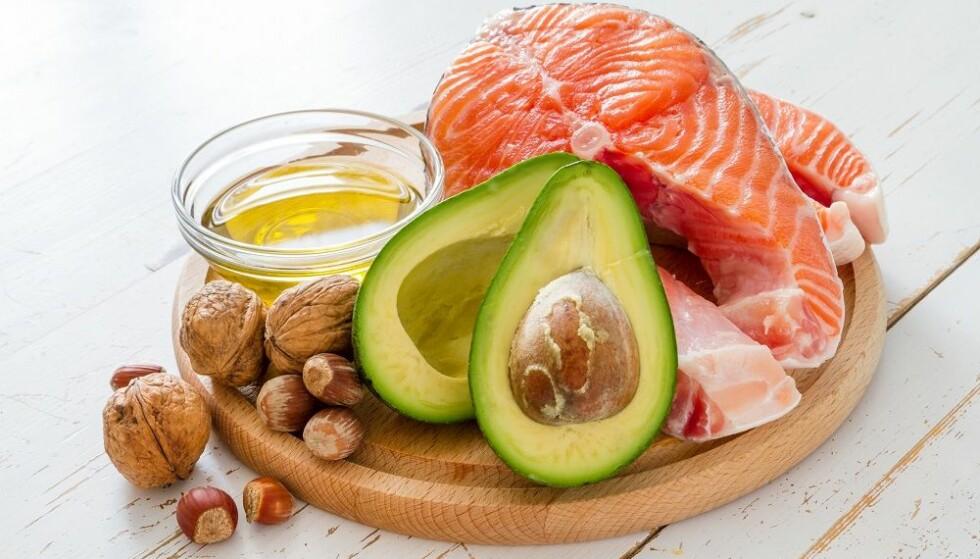 SUNT: Det finnes flere kilder til omega-3. FOTO: NTB Scanpix