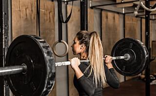 Hvis du ønsker å bygge muskler må du spise mer enn du forbrenner