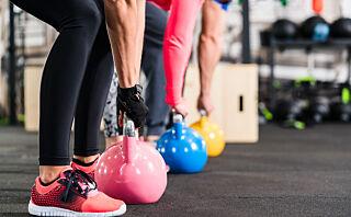 Kan styrketrening stramme opp huden?