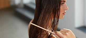 Fem hårtabber du kanskje gjør daglig