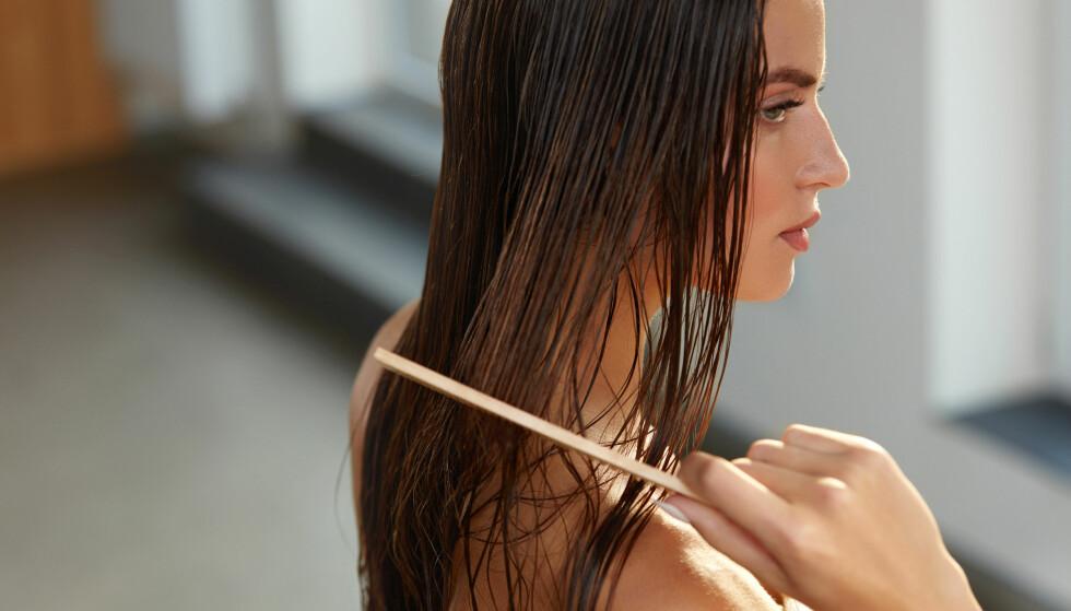 HÅRTABBER: Vi har spurt frisører om hva salgs tabber vi gjør med håret uten å tenke over at det kan være skadelig. FOTO: NTB Scanpix