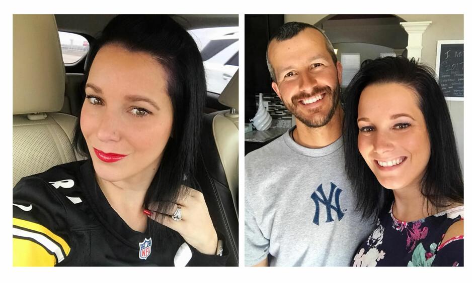 DRAPET SOM RYSTET ET HELT LOKALSAMFUNN: Shan'ann Watts og døtrene Celeste og Bella ble i august funnet drept i Colorado i USA. Ektemannen er siktet for å ha drept kona og barna, og har under ed innrømmet at han kvalte henne. FOTO: NTB Scanpix