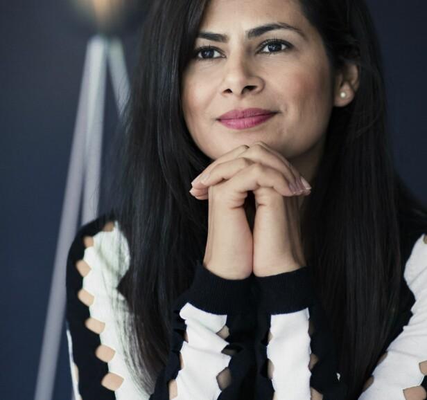 FREMTIDEN: Anita Kåss har håp om at forskningen hennes innen leddgikt kan hjelpe de som er hardest rammet, og om har prøvd mest. FOTO: Astrid Waller