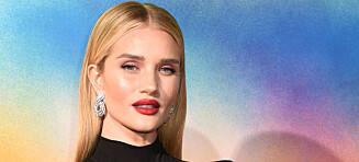 Rosie Huntington-Whiteley deler sine beste skjønnhetstips