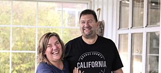 Seks av ti søsken splittes når de sendes i fosterhjem: Lene og Sven Erik tok imot en søskentrio