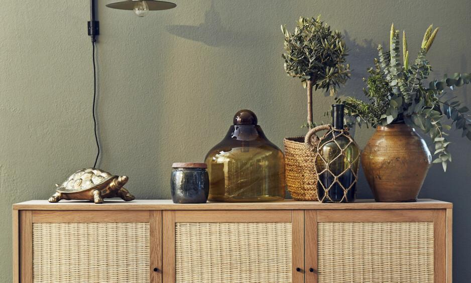 INTERIØR: Behold sommerfølelsen i hjemmet med disse tipsene. FOTO: Lasse Wind