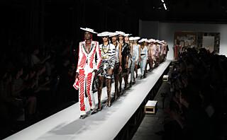 Moschino beskyldes for å ha stjålet ideen til norsk designer