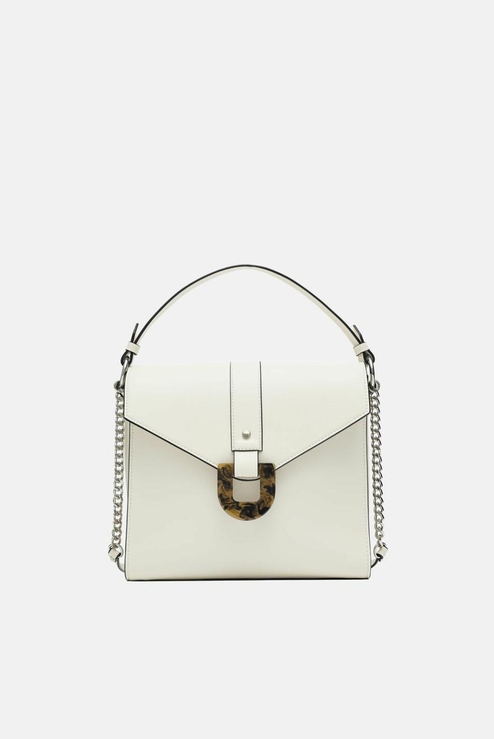 <strong>Veske fra Zara |199,-| https:</strong>//www.zara.com/no/no/poseveske-med-skilpaddem%C3%B8nstret-detalj-p17355304.html?v1=6778054&v2=1074708