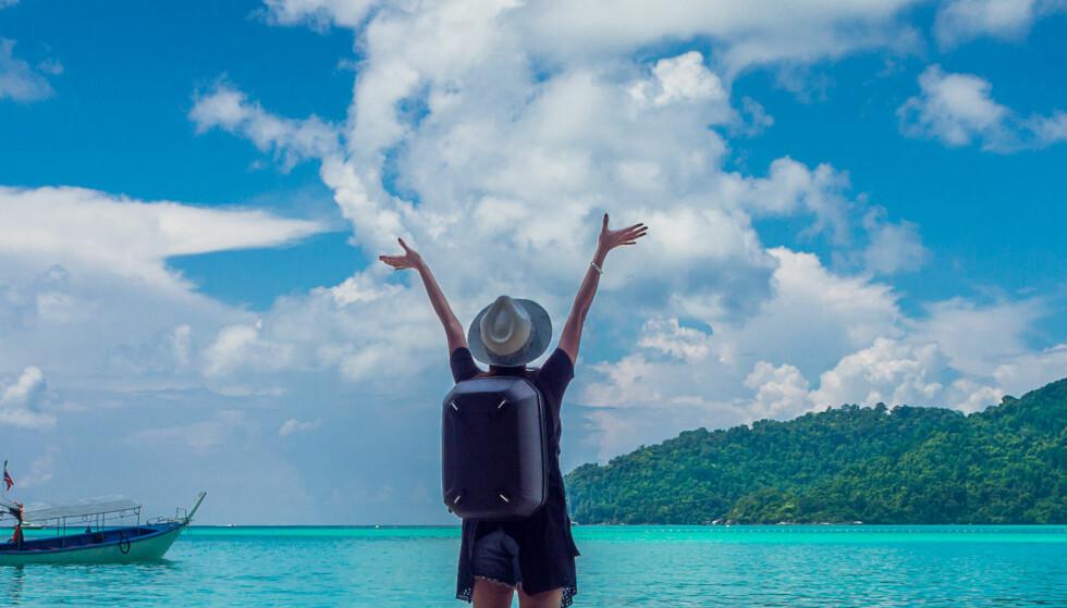 Slik tar du ferie med god samvittighet