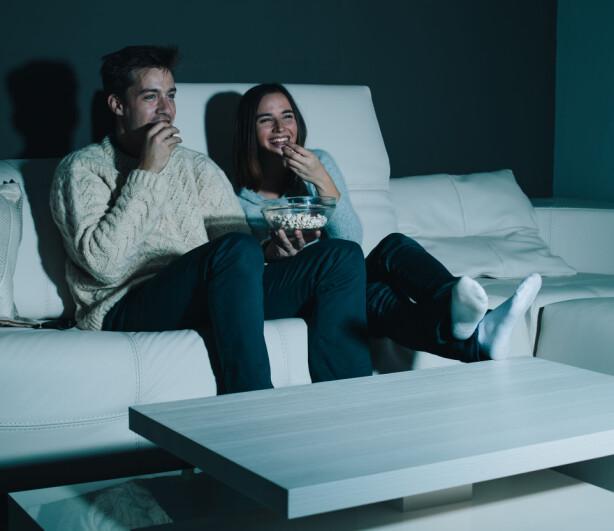 - TV-serier er den nye parterapien