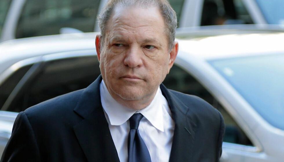 #METOO: Det var anklagene mot filmmogul Harvey Weinstein som sparket i gang fjorårets mye omtalte #metoo-bevegelse. FOTO: Scanpix