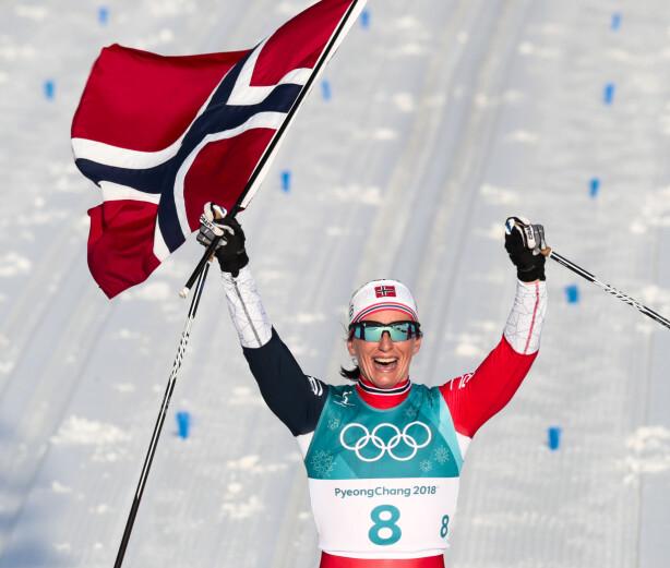 TIDENES MESTVINNENDE VINTEROLYMPIER: Marit Bjørgen har åtte olympiske gull, 19 VM-gull og 25 NM-gull. Foto: Scanpix