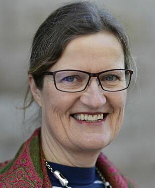 KOMMER AN PÅ HVA SOM DELES: Professor i barnehagepedagogikk, Anne Greve, mener lærere må tenke nøye gjennom hvilken informasjon de deler via appene. FOTO: OsloMet
