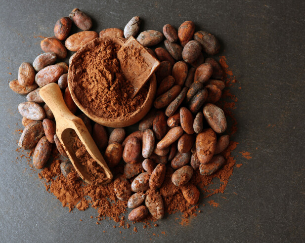 MANHE POSITIVE STOFFER: - At kakao er en kilde til D-vitamin er en morsom nyhet, selv om det ikke er så overraskende. Tidligere studier har vist at både kaffebønner og kakaobønner inneholder mange positive stoffer, sier eksperten. FOTO: NTB Scanpix