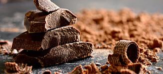 Ny forskning viser at kakao kan være en kilde til D-vitamin