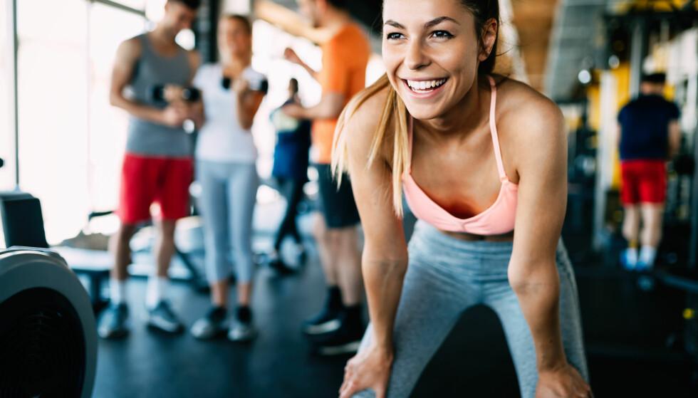 <strong>VIKTIG MED GOD TEKNIKK:</strong> Med noen små justeringer kan du få mye mer utbytte av treningen. FOTO: NTB Scanpix