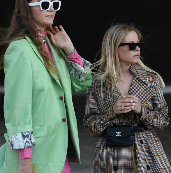 <strong>BELTEVESKEN:</strong> Denne varianten til norske Andrea Rognstad er fra Chanel. Foto: Scanpix