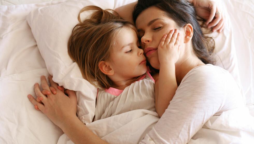 VÅKN OPP: Finnes det noe man kan gjøre for å få barn til å sove litt lengre om morgenen? Foto: NTB Scanpix