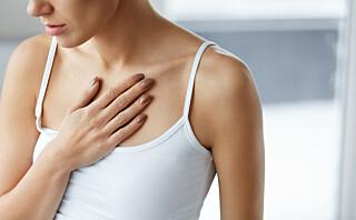 Flere nordmenn opplever hjerteinfarkt - uten at de vet det